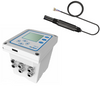 UNI20+PH+ORP PH Probe ORP Sensor with Dual Channels Transmitter