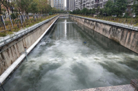 Ningde Monitoring Cases of Black & Smelly River Water Test